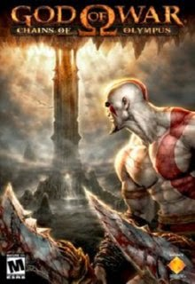 God of War (GOW1) Cover Art