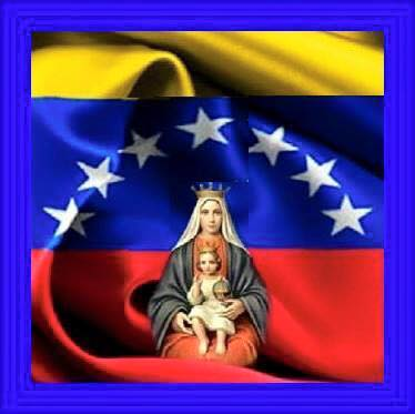 La Virgen del Carmen.