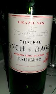 Awesome wine, just didn't taste like itself haha!