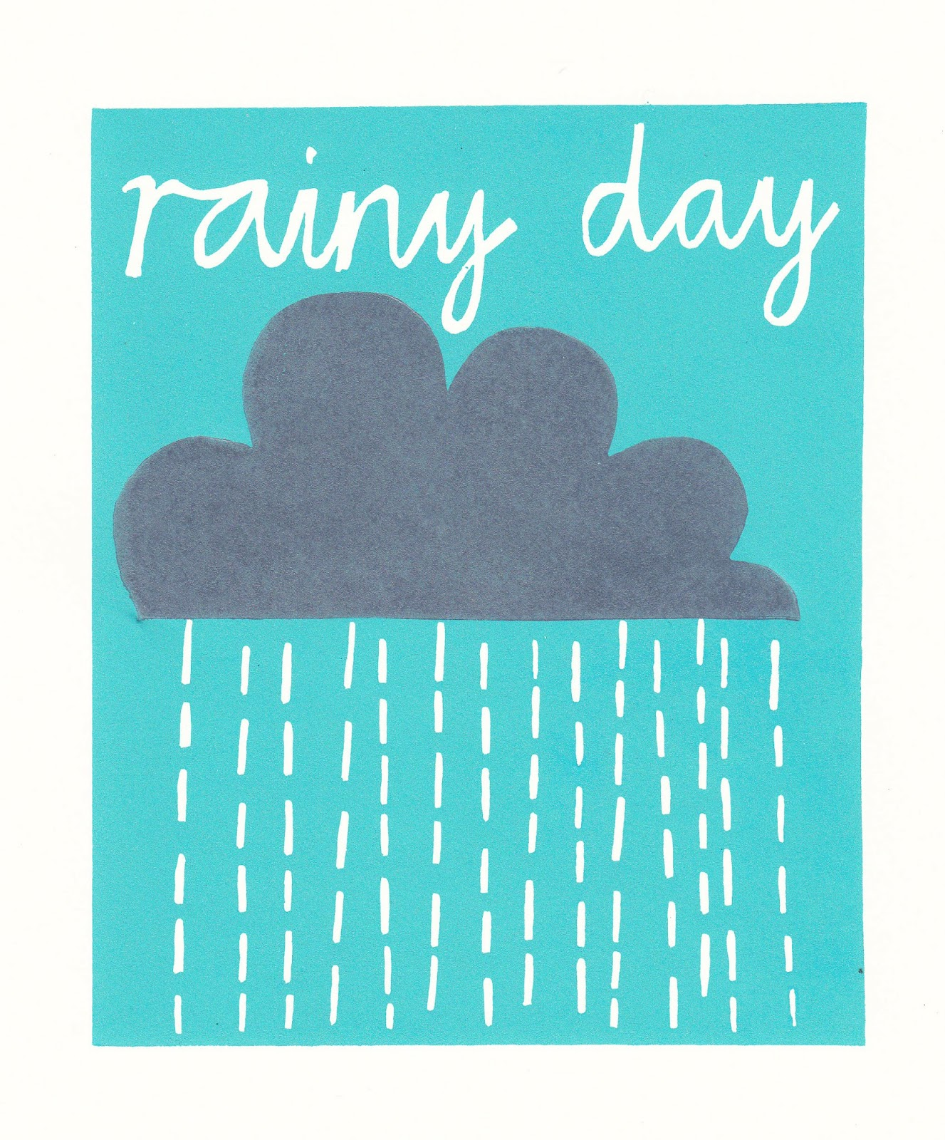 Essay On Rainy Day