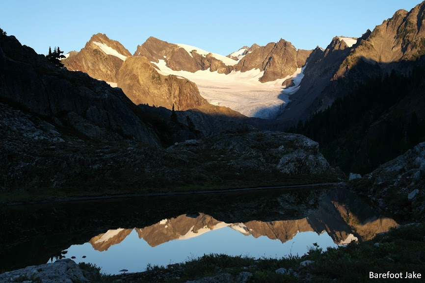 humes glacier