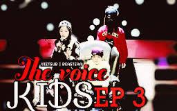 Hình Ảnh Thí Sinh The Voice Kids 2013 season 1