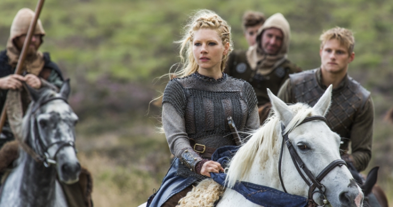Lagertha, Vikings