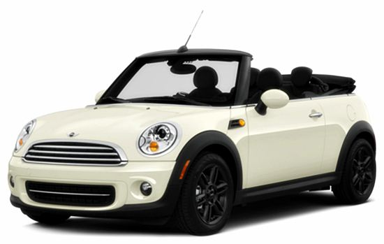 2017 Mini Cooper Convertible Performance