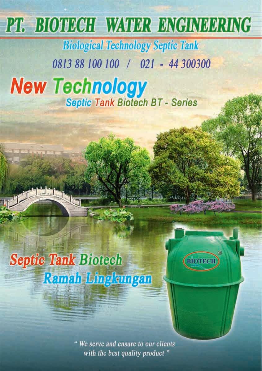 brosur septic tank biotech, stp, ipal, toilet portable fibreglass, flexible toilet, spiteng biotek, biofive, biogift, biofil