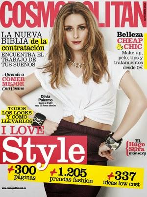 Regalos revistas septiembre 2014: Cosmopolitan
