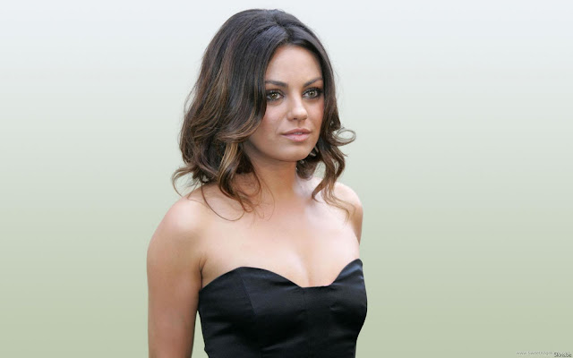 Mila Kunis Glamor HD Wallpaper