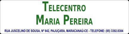 Maria Pereira da Silva