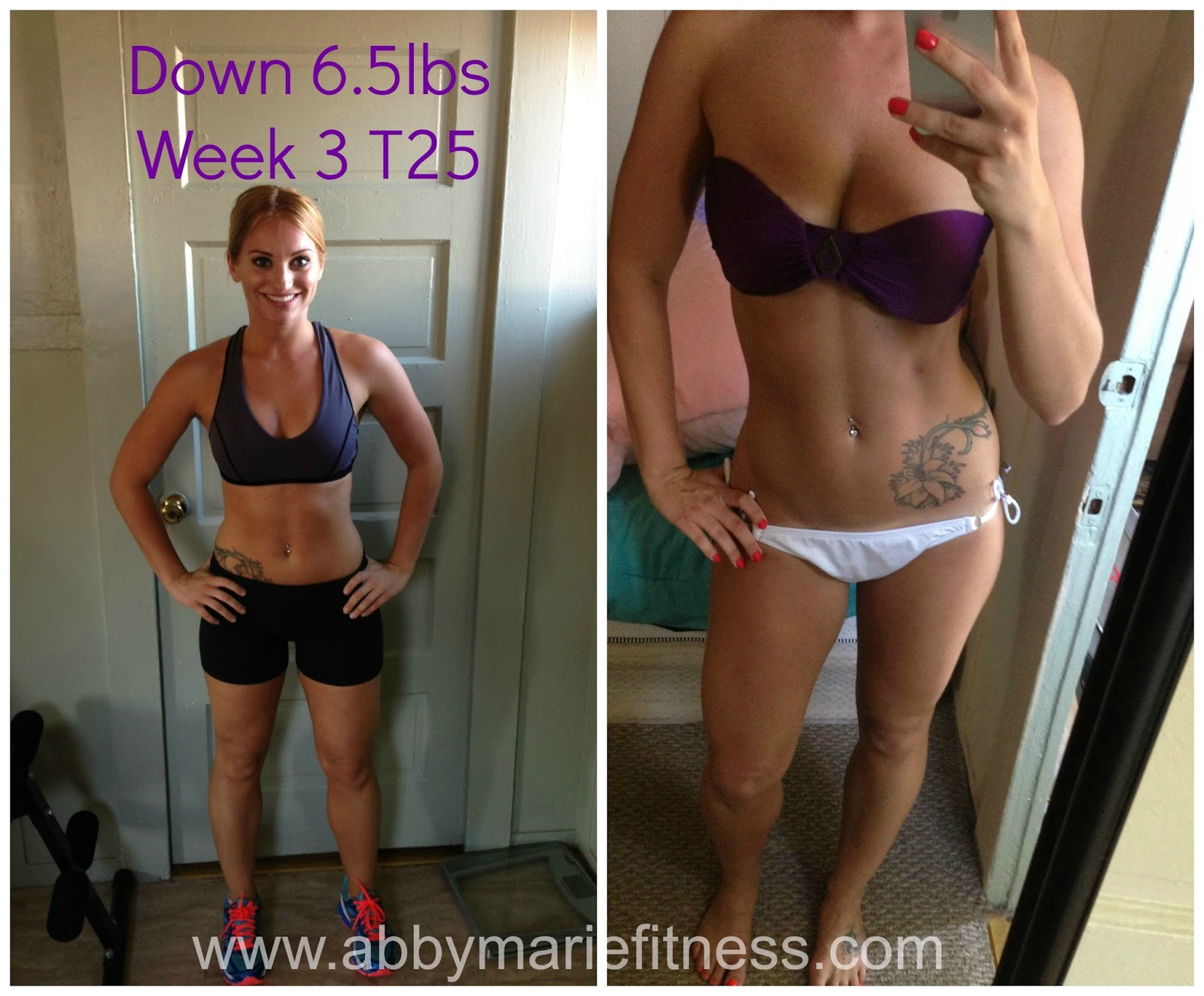 From Flab to Fab Fitness - Fitness. Food. Fun. Life. : T25 ...