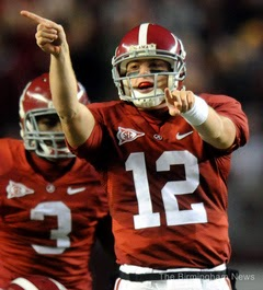 Former Alabama QB Greg McElroy Joins The SEC Network