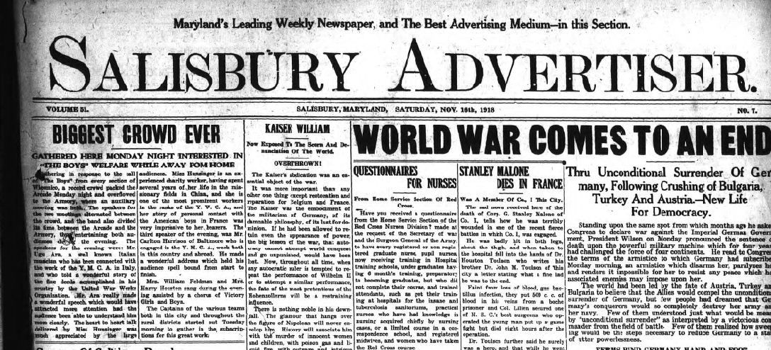 Nov 16 1918 THE ILLUSTRATED LONDON NEWS MAGAZINE WWI Armistice W/ Germany.