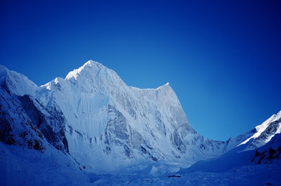 Changabang and Kalanka north faces