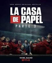La Casa de Papel 1ª á 3ª Temporada (2018) Dublado - Legendado