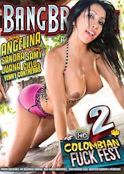 Colombian Fuck Fest 2 xxx (2013)