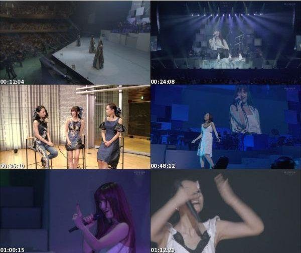 [TV-Variety] Kalafina Arena LIVE 2016 at 日本武道館 (WOWOW Live 2016.10.29)