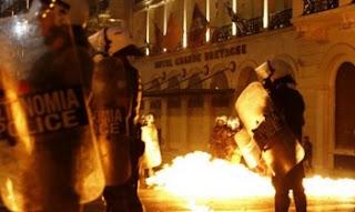 confrontos grecia