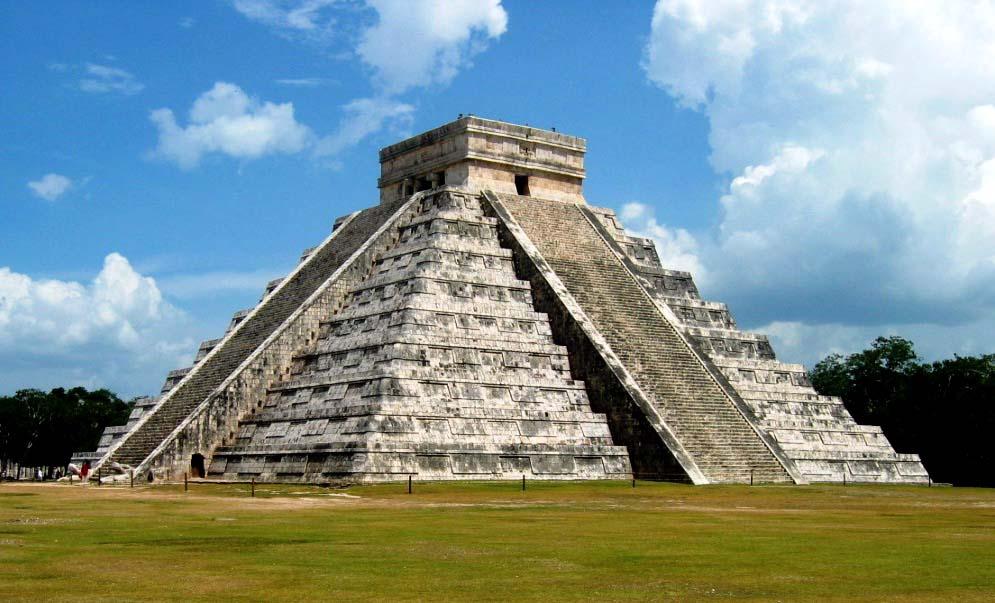 Чичен-Ица – таинственный город майя Chichen Itza