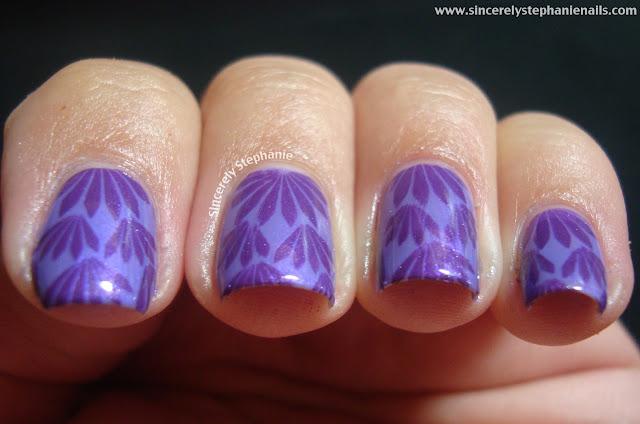 cult nails charming mash stamping