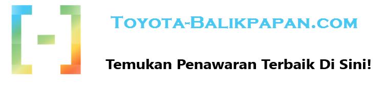 Dealer Toyota Balikpapan