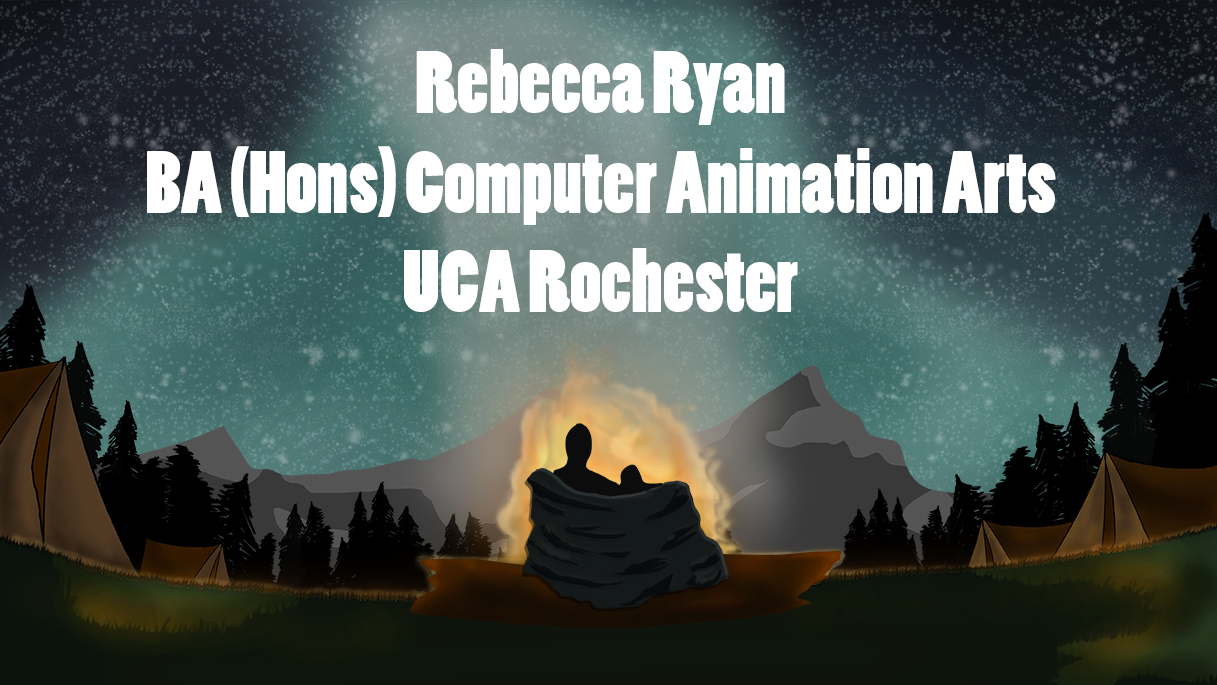 Beckie Ryan | BA (Hons) Computer Animation Arts, UCA Rochester.
