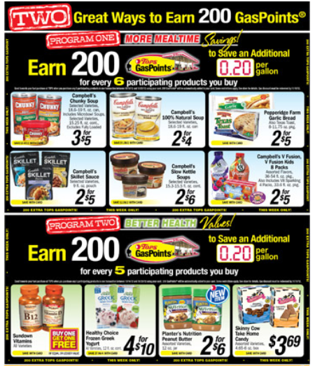 Jan 07, · Tops Markets Coupon Policy Tops Click-to-Card Coupons – You can only use one manufacturer's Click-to-Card OR one manufacturer's paper coupon per item. You CAN stack a Tops Store Click-to-Card coupon with a manufacturer's paper coupon. Catalina Network Checkout Coupon Offer.
