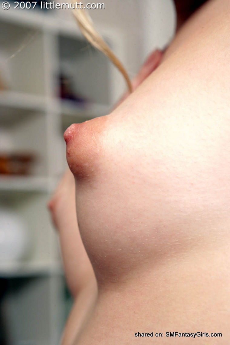 Amazing Closeup Puffy Nipple