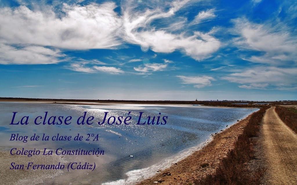 El blog de la clase de José Luis
