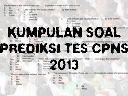 Download soal cpns 2013