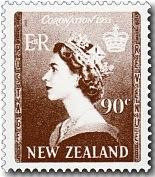 60th Wedding Anniversary Gifts New Zealand : Virtual New Zealand Stamps: 2013 Coronation 60th Anniversary