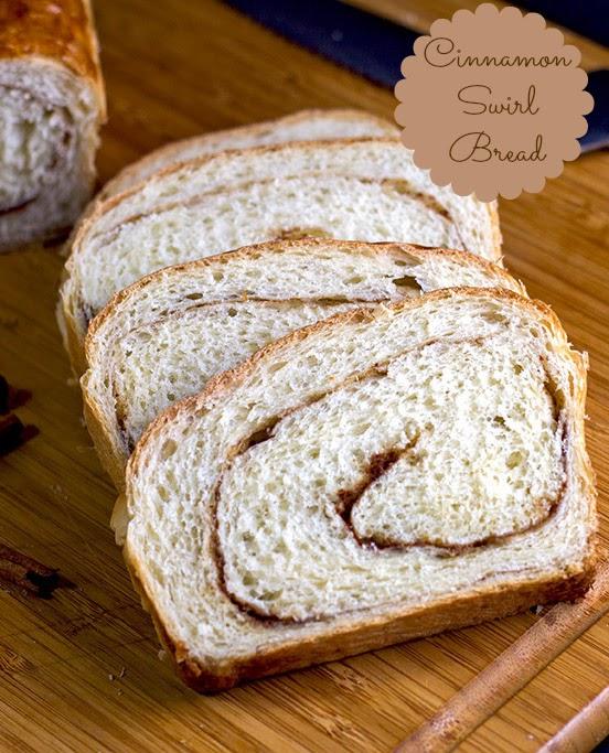 Cinnamon Swirl Bread #CinnamonSwirlBread #CinnamonBread #bread # ...