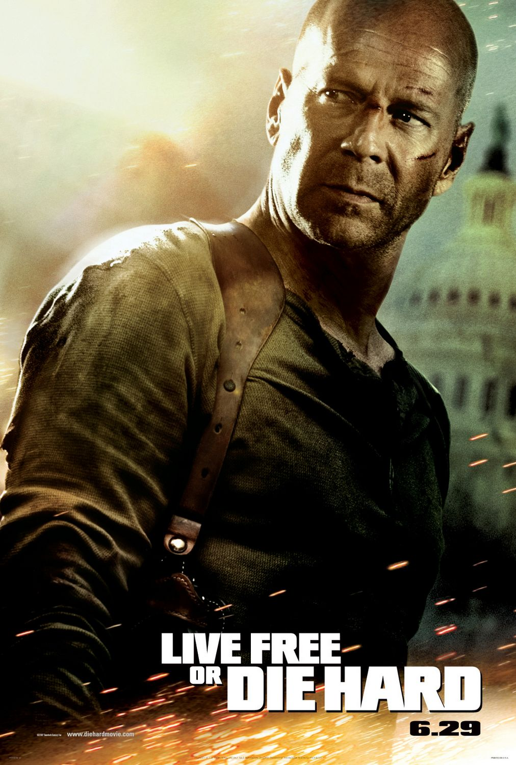 ng u Vi Th Thch 4 - Die Hard 4 Hd 720 - Die Hard 4 : Live Free Or Die Hard (2007) - Die Hard 4 : Live Free Or Die Hard (2007)