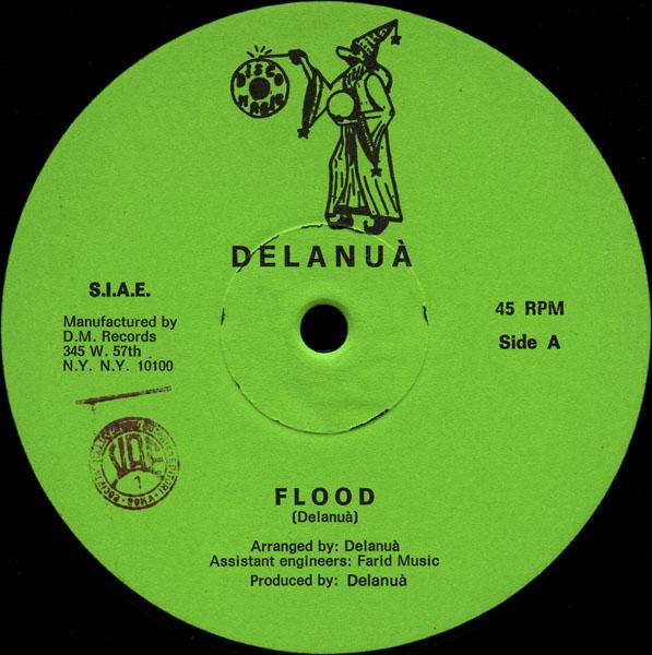 Delanua Flood Black Breast