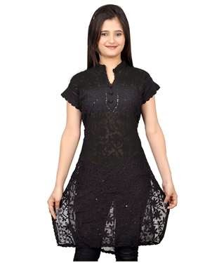Fashionandyou : Buy ChickanKari Suits at a Flat Rate of Rs. 599 only