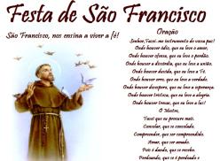 Festa de São Francisco em Várzea - 25/09 à 04/10