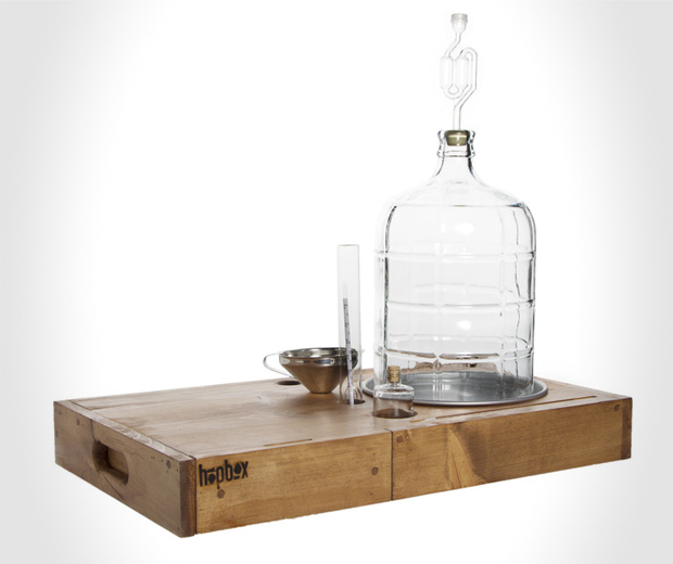 Box Brew Kits Craft Your Own Beer in style