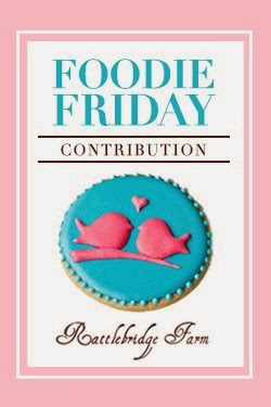 I was Featured at Foodie Friday-December 5, 2013