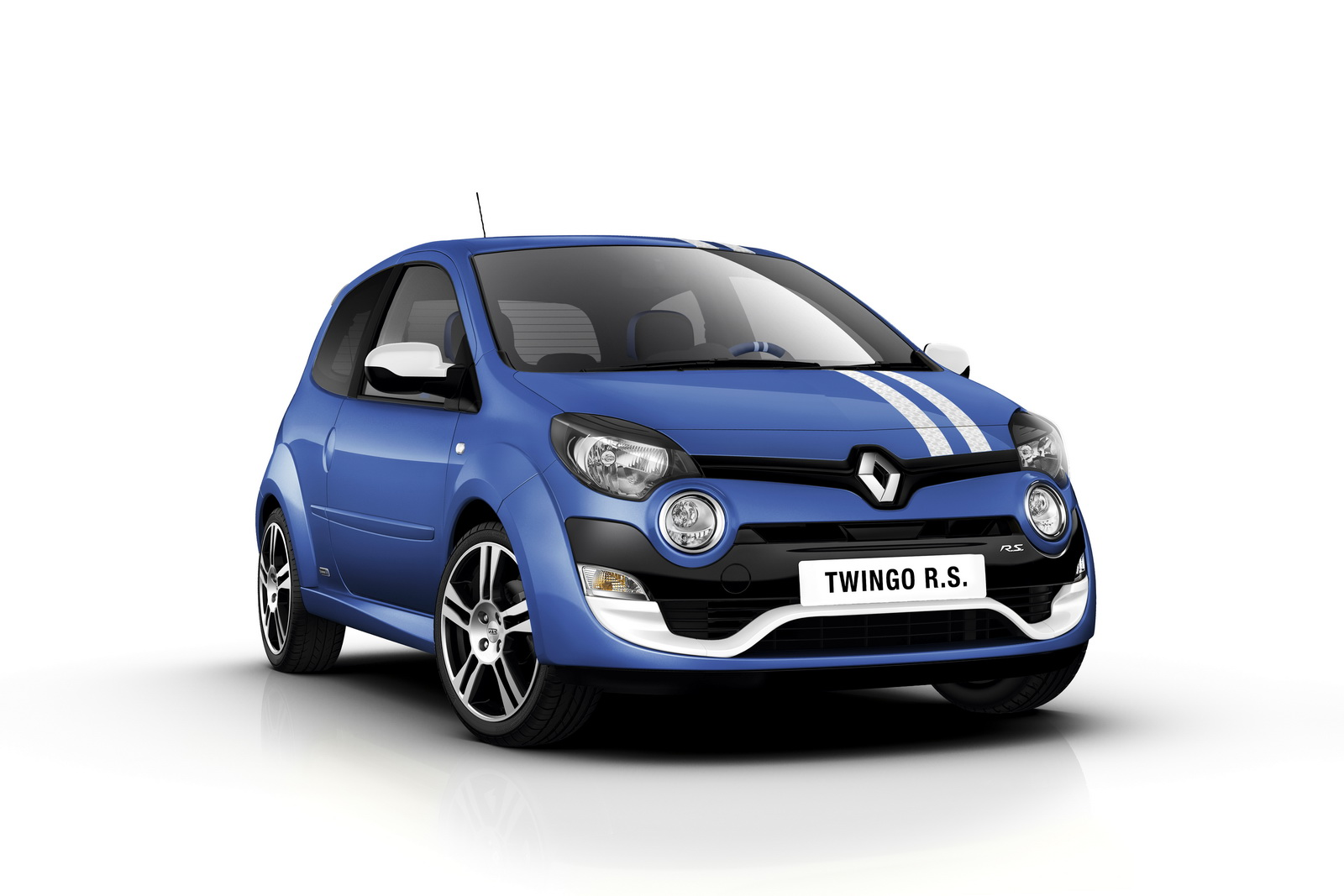 new renault twingo r s distinctive sporty looks which. Black Bedroom Furniture Sets. Home Design Ideas