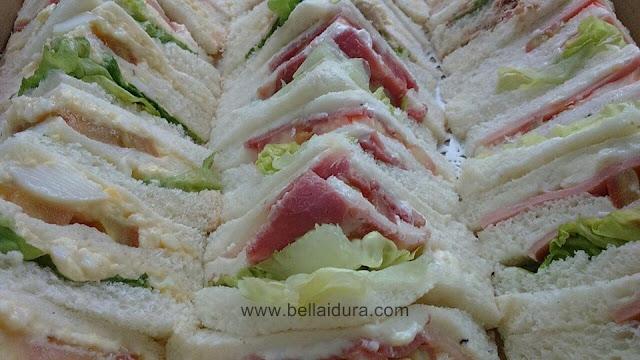 Sandwich Segera Yang Sangat Sedap-Garsa Kitchen