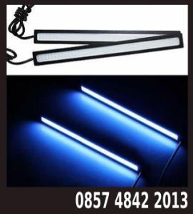 lampu led logo mobil