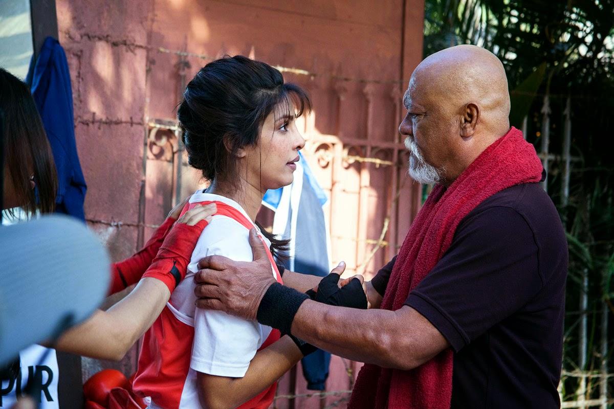 Sunil Thapa Priyanka Chopra in Marykom