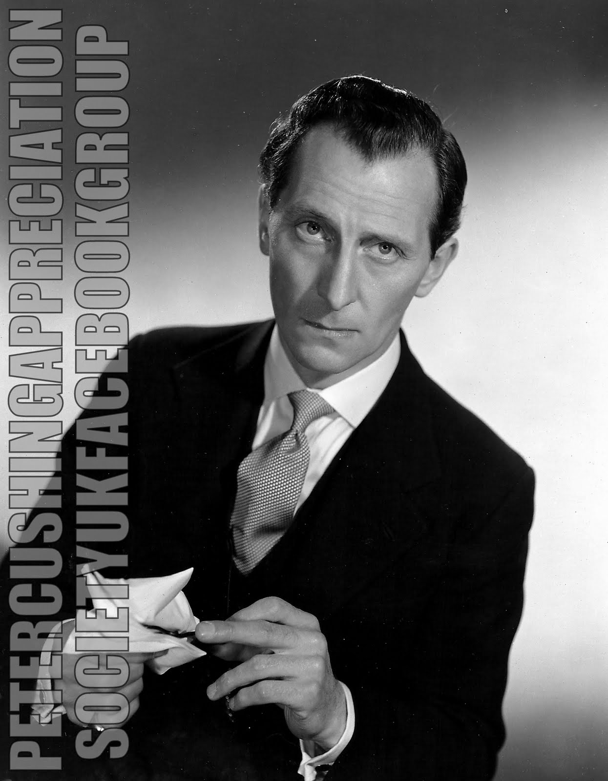 peter cushing height