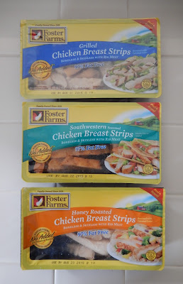 Foster%2BFarms%2BPrecooked%2BGrilled%2BChicken%2BBreast%2BStrips%2BFlavors%2BHoney%2BRoasted%2BSouthwestern%2BSeasoned%2BOriginal Weight Loss Recipes Healthy Helper: Foster Farms Refrigerated Grilled Chicken Breast Strips