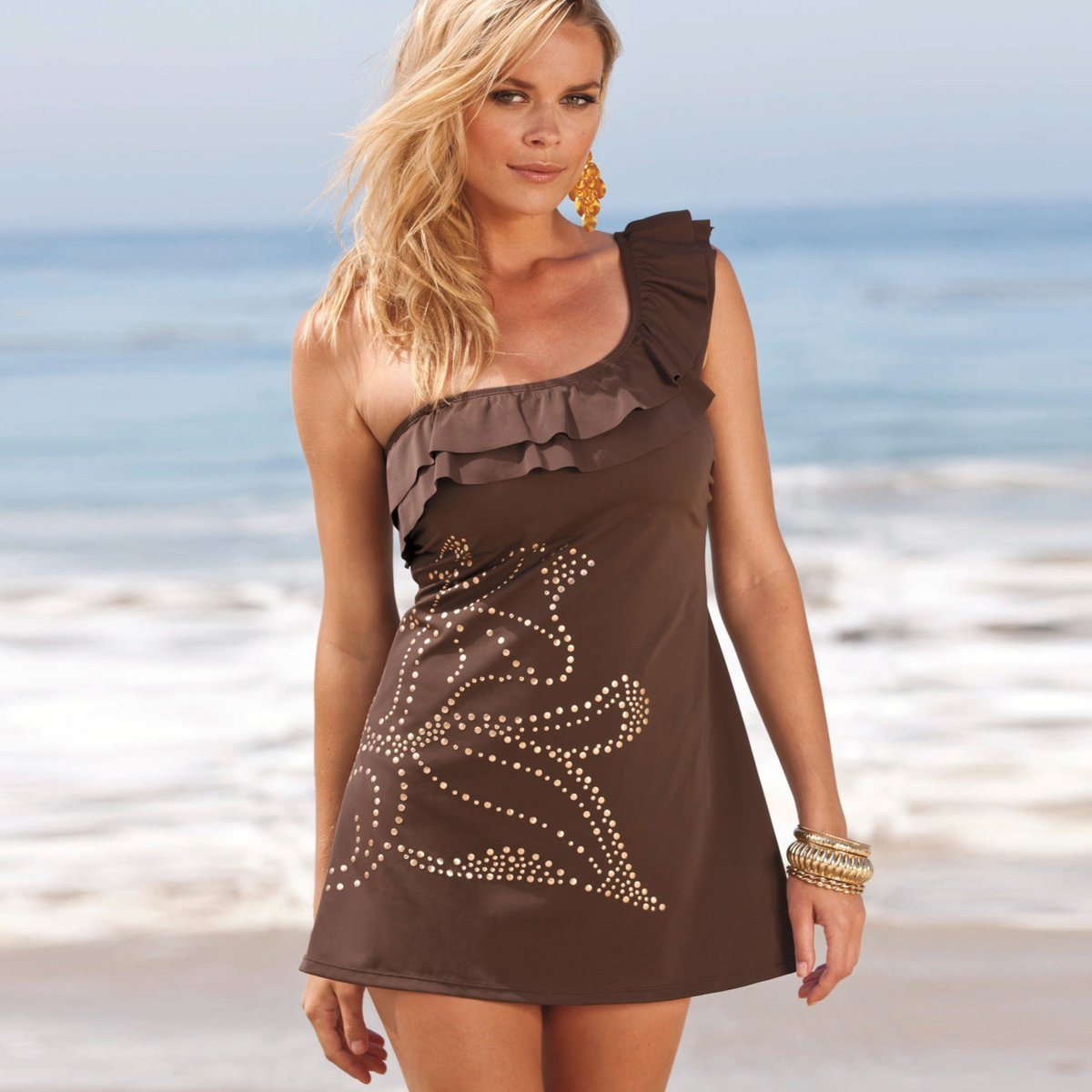 DIVA: Tendenze moda mare plus size 2012