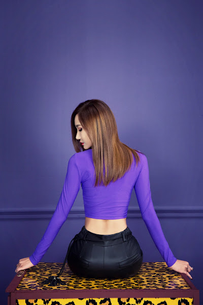 EXID 2014 Comeback LE Top Bottom