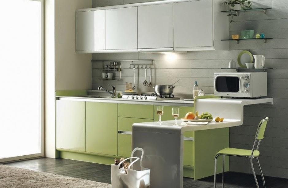 Small Kitchen Decoration Tips