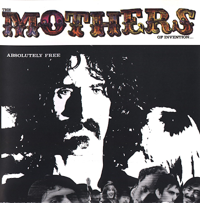 Rock 1on1 - Absolutely Free by The Mothers of Invention (Frank Zappa).png