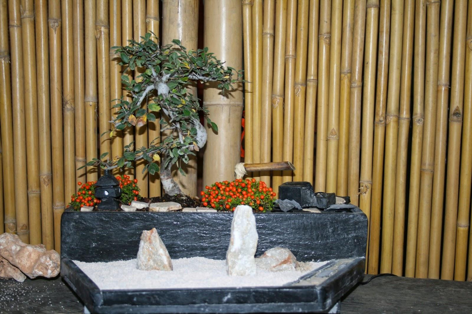 Arredo giardino per hotel for Giardino zen interno
