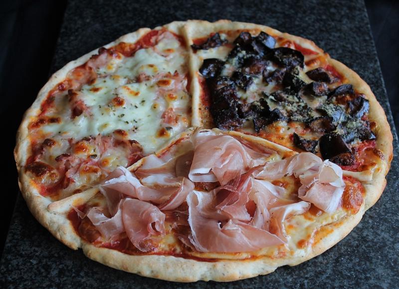 la mia pizza senza glutine su nutrichef!