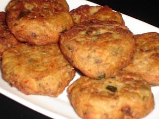 Eggplant Fritters (Melitzanokeftedes) Recipe