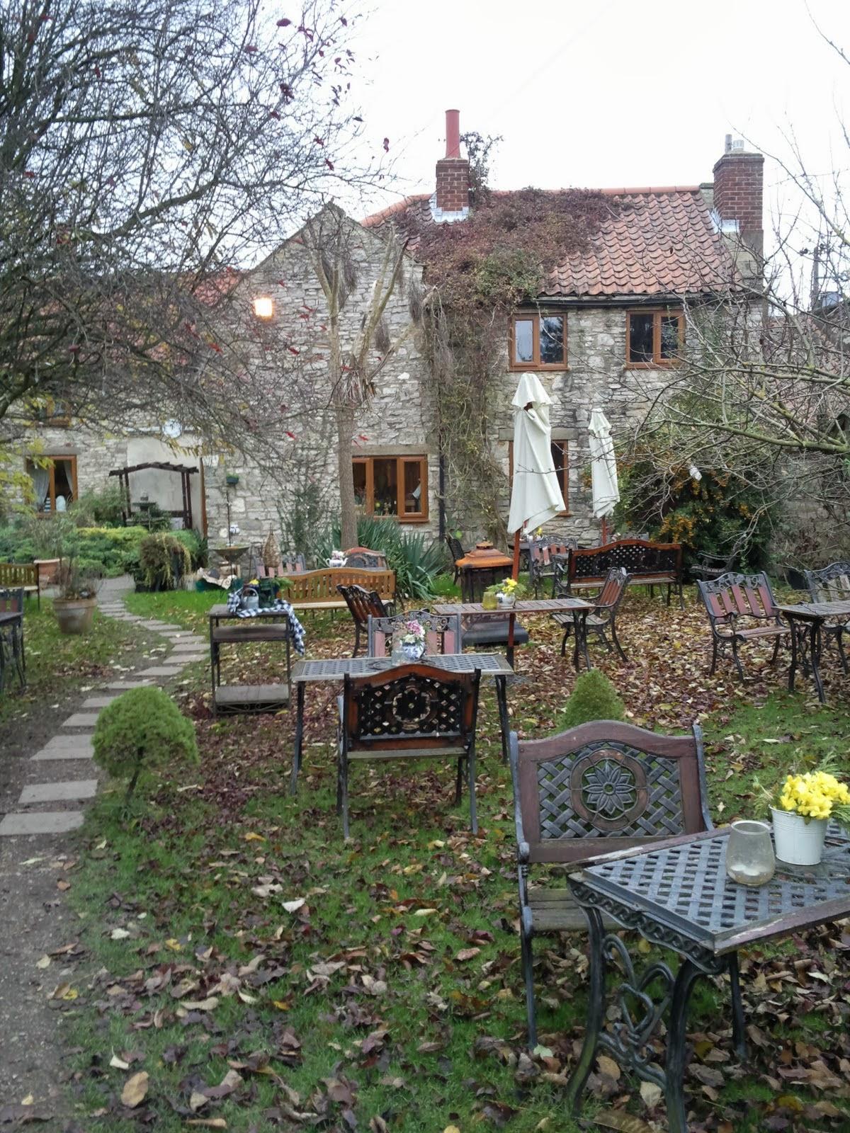 Afternoon Tea and Me: Mill Farm Tea Room - South Milford